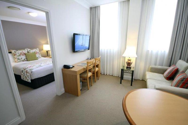 The Manor Apartment Hotel Brisbane Wohnbeispiel