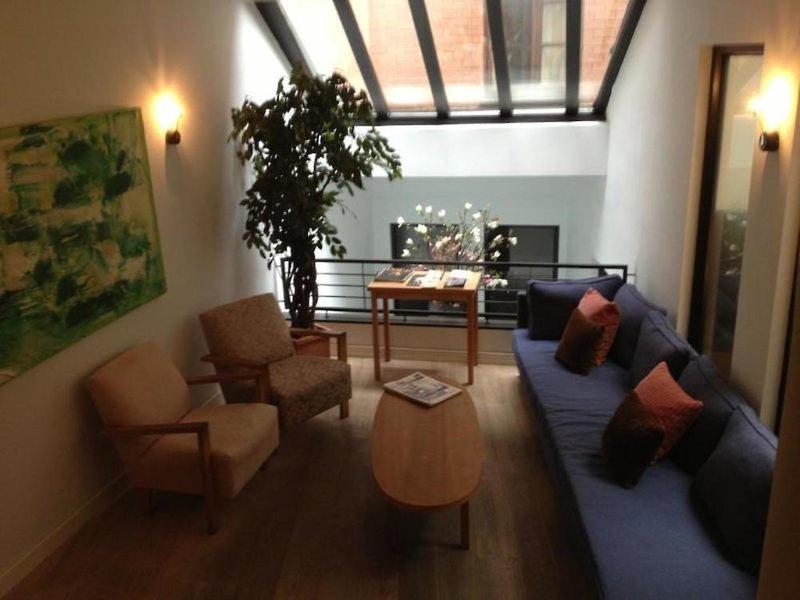 Eden Antwerp Lounge/Empfang