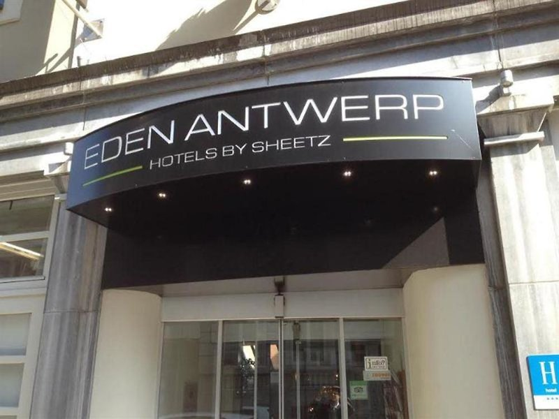 Eden Antwerp Außenaufnahme