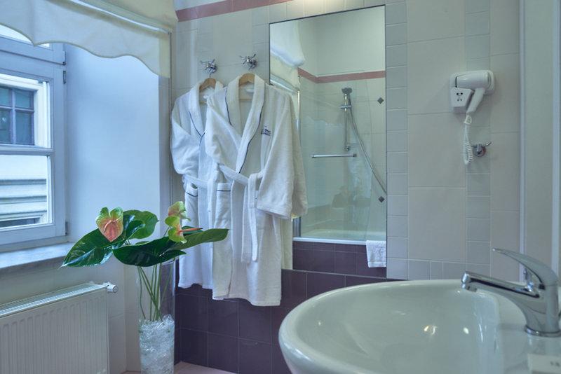 Imperial Hotel Badezimmer