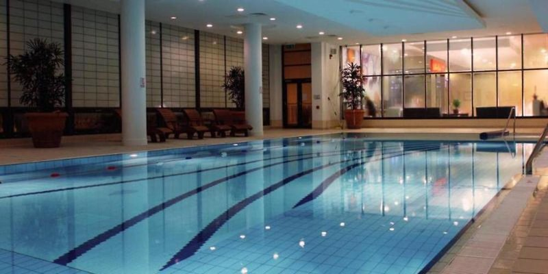 Clayton Whites Hotel Hallenbad