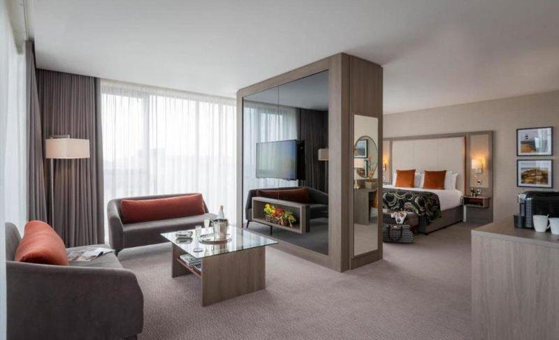 Clayton Whites Hotel Lounge/Empfang