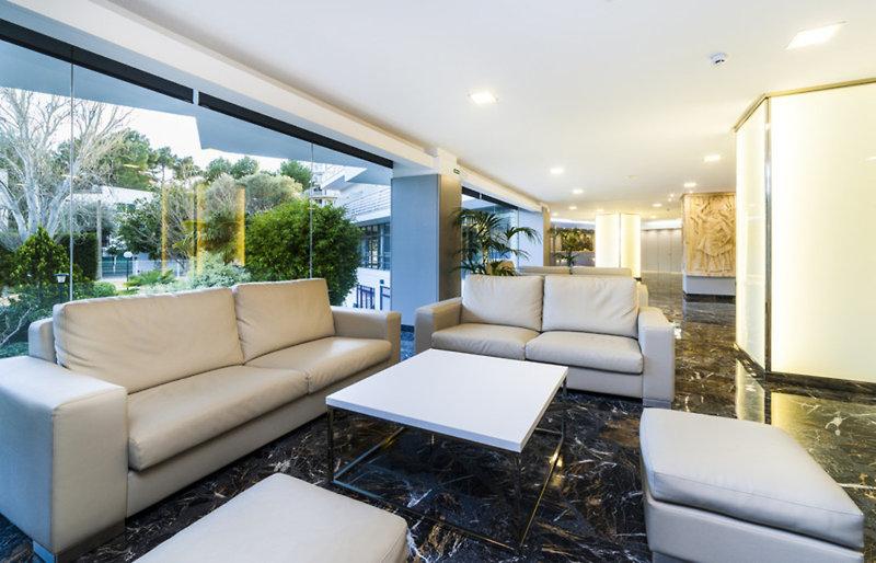 Globales Palmanova Lounge/Empfang