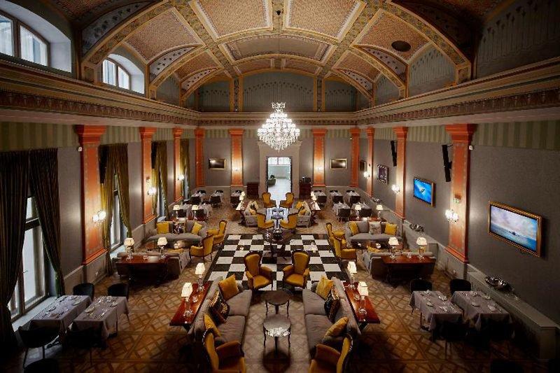 Mystery Hotel Budapest Konferenzraum