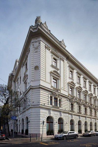 Mystery Hotel Budapest Außenaufnahme