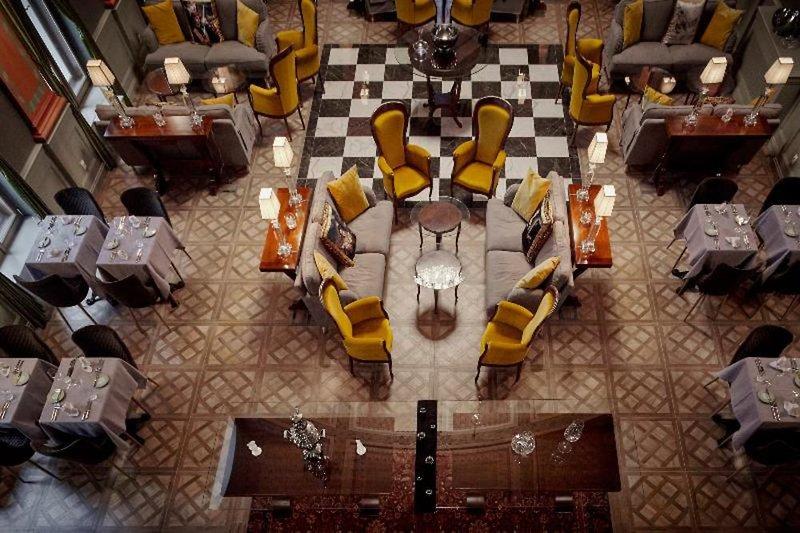 Mystery Hotel Budapest Restaurant