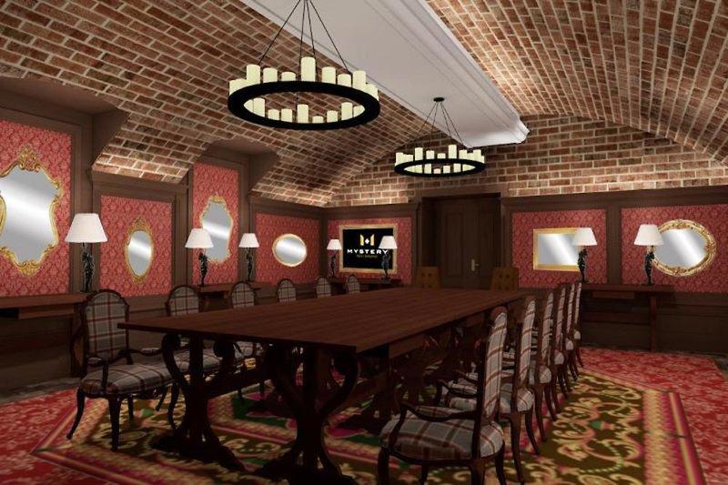 Mystery Hotel Budapest Bar