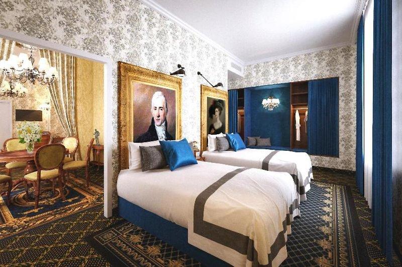 Mystery Hotel Budapest Wohnbeispiel