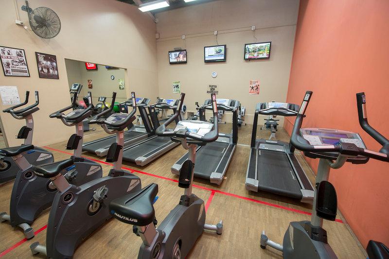 Mercure Gladstone Sport und Freizeit