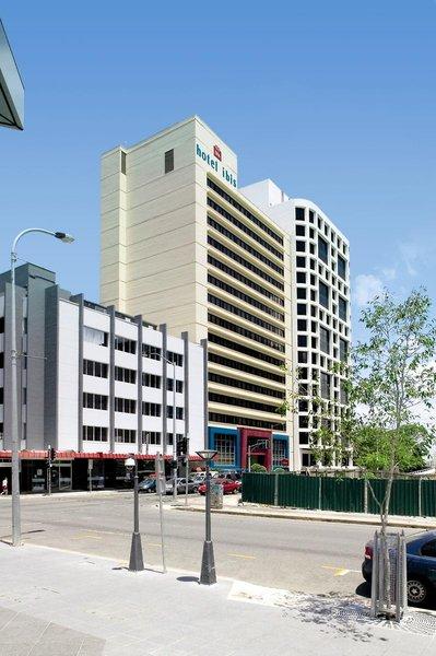 ibis Brisbane Außenaufnahme