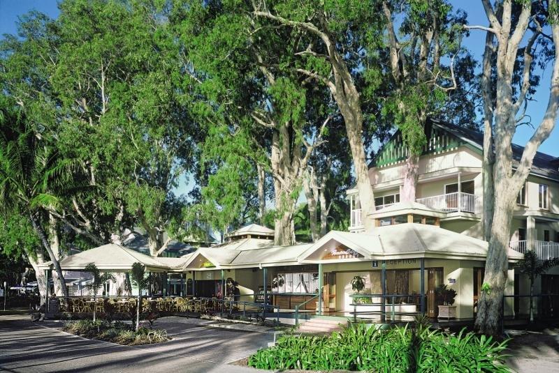 Paradise on the Beach Resort Palm Cove Außenaufnahme