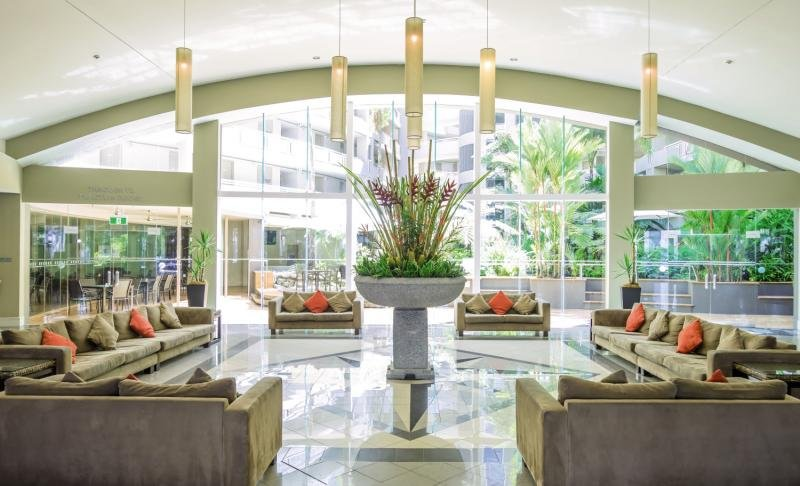 DoubleTree by Hilton Hotel Cairns Lounge/Empfang