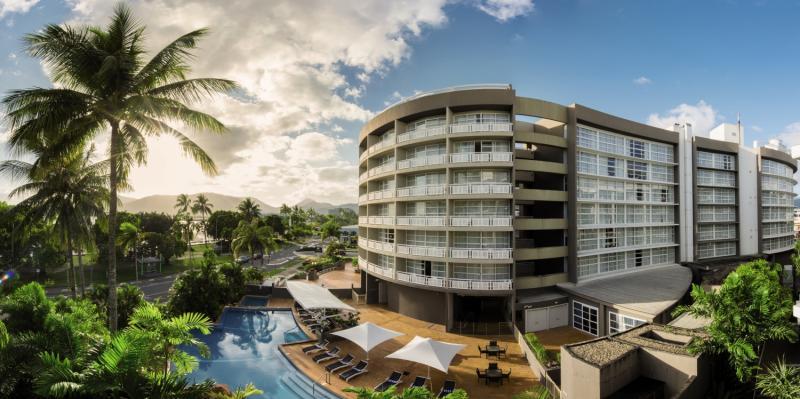DoubleTree by Hilton Hotel Cairns Außenaufnahme