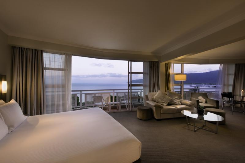 DoubleTree by Hilton Hotel Cairns Wohnbeispiel