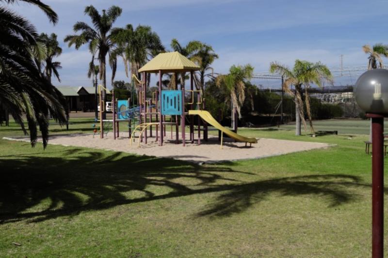 Kalbarri Palm Resort Garten