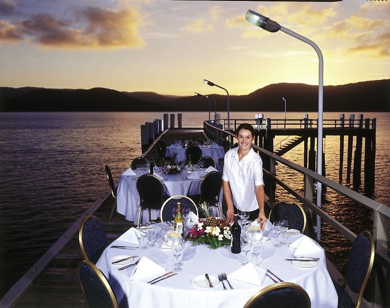 Daydream Island Resort & Spa Restaurant