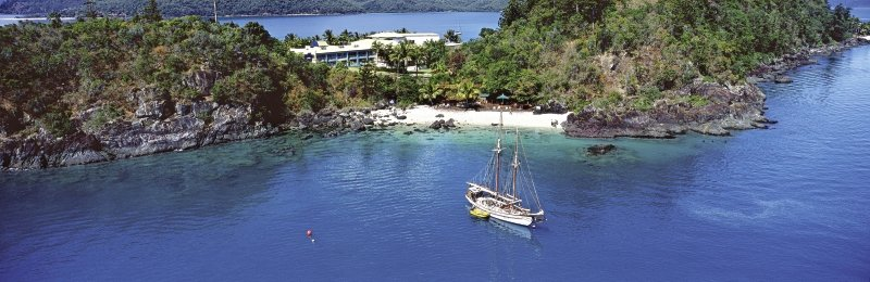 Daydream Island Resort & Spa Außenaufnahme