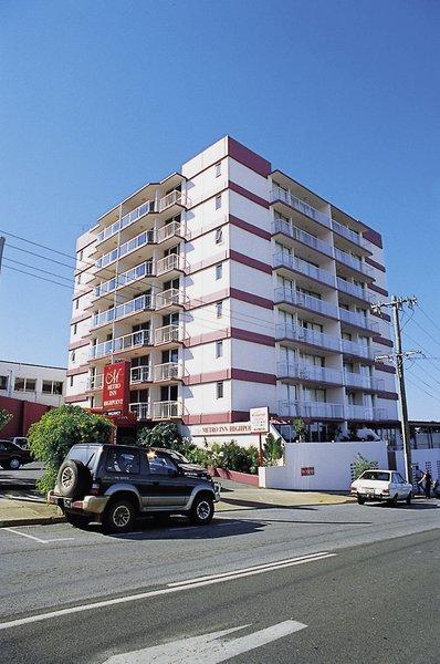 Metro Hotel & Apartments Gladstone Außenaufnahme
