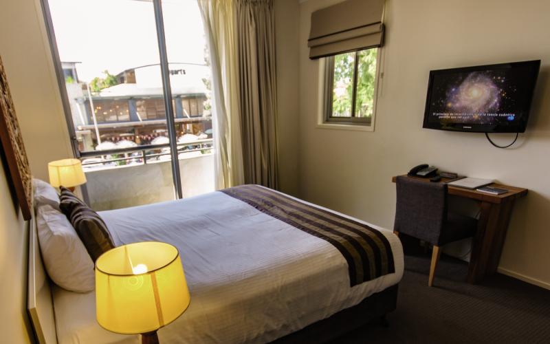 Byron Bay Hotel & Apartments Wohnbeispiel