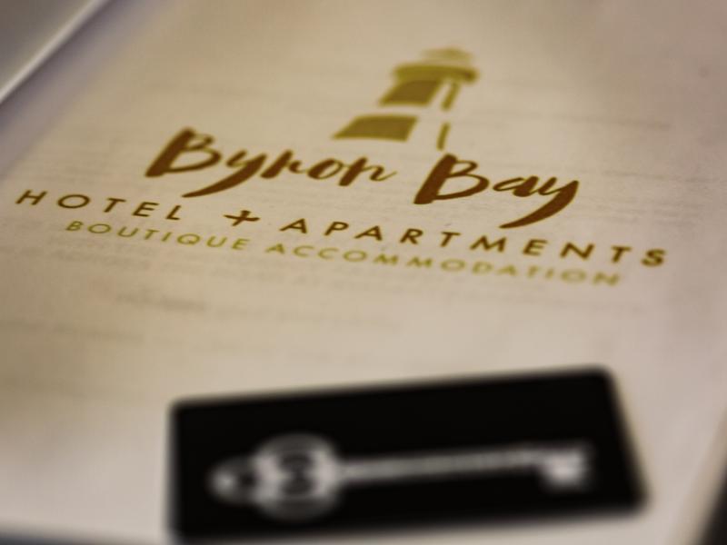 Byron Bay Hotel & Apartments Lounge/Empfang