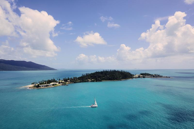 Daydream Island Resort & Spa Landschaft