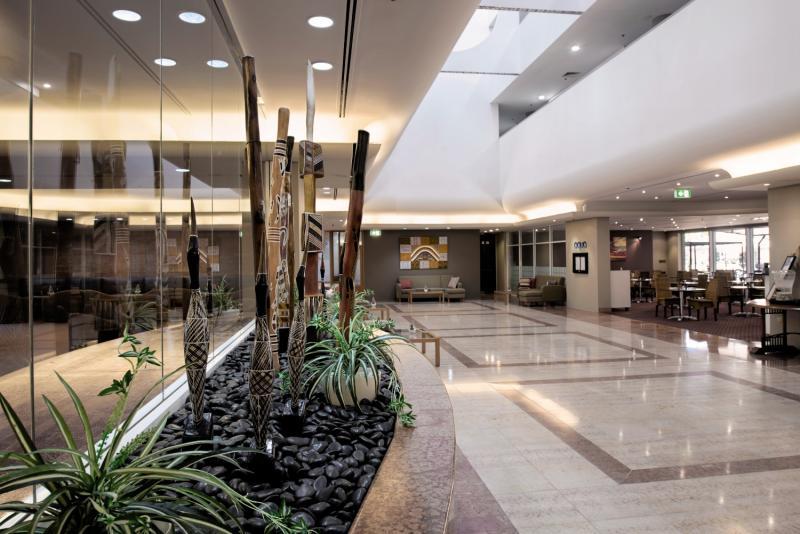 DoubleTree by Hilton Hotel Esplanade Darwin Lounge/Empfang