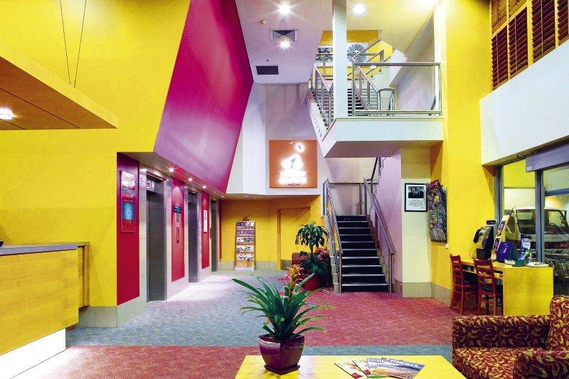 ibis Brisbane Lounge/Empfang