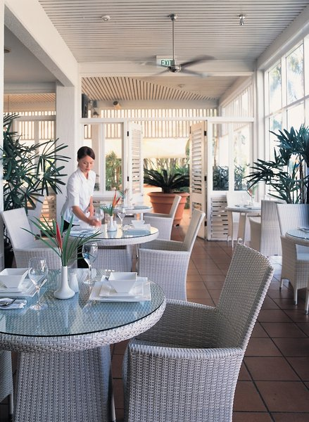 The Hotel Cairns Restaurant