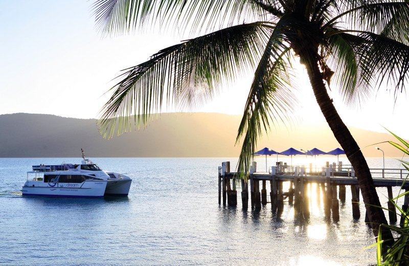 Daydream Island Resort & Spa Strand