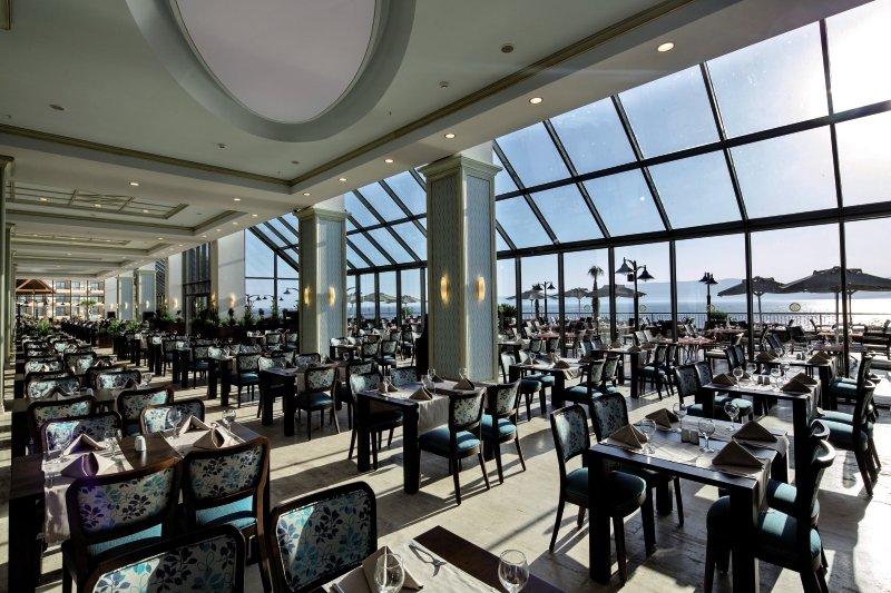 Euphoria Aegean Resort & Spa Restaurant