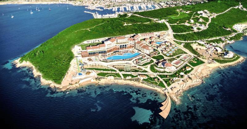 Euphoria Aegean Resort & Spa Außenaufnahme