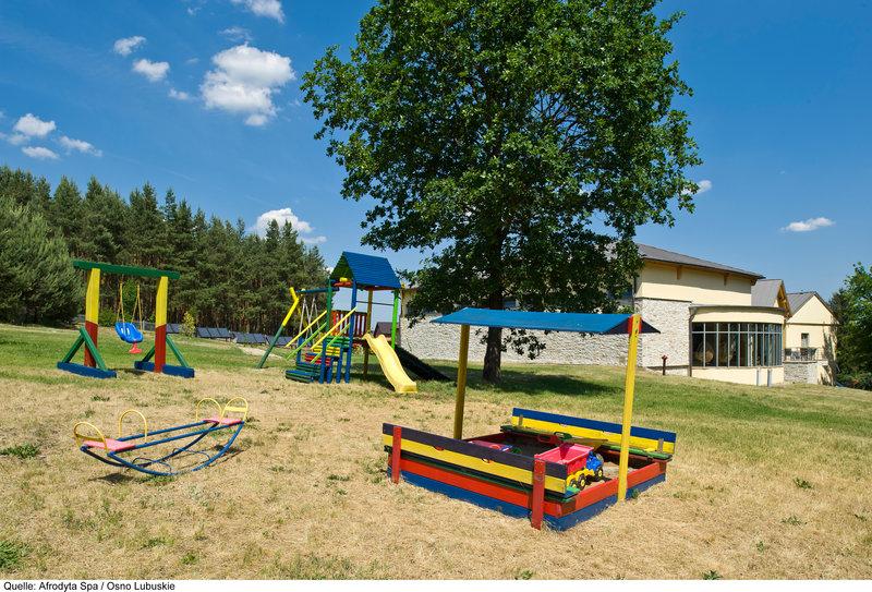 Afrodyta Spa & Wellness Resort Sport und Freizeit