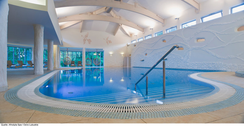 Afrodyta Spa & Wellness Resort Hallenbad
