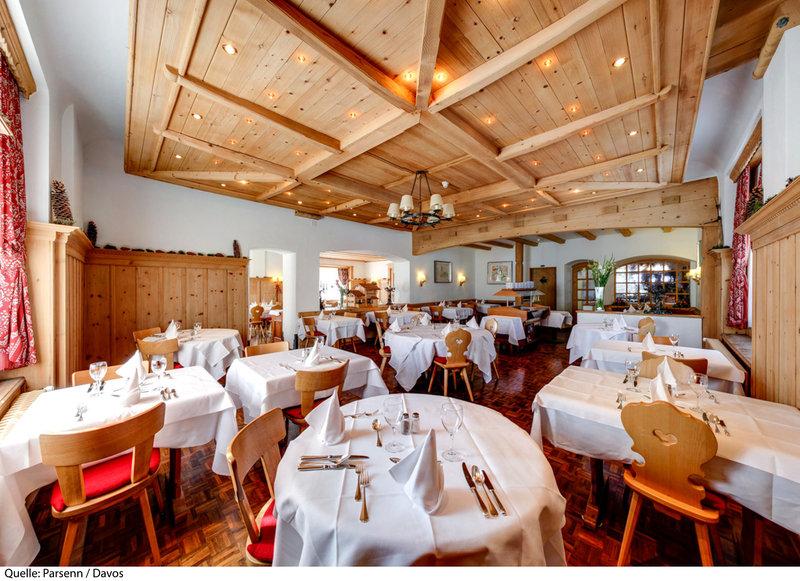 Parsenn Resort Restaurant