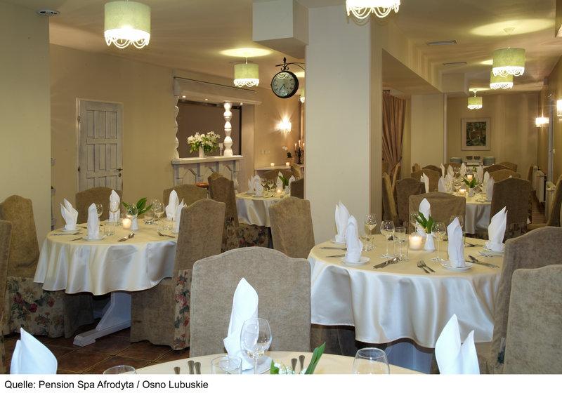 Afrodyta Spa & Wellness Resort Restaurant