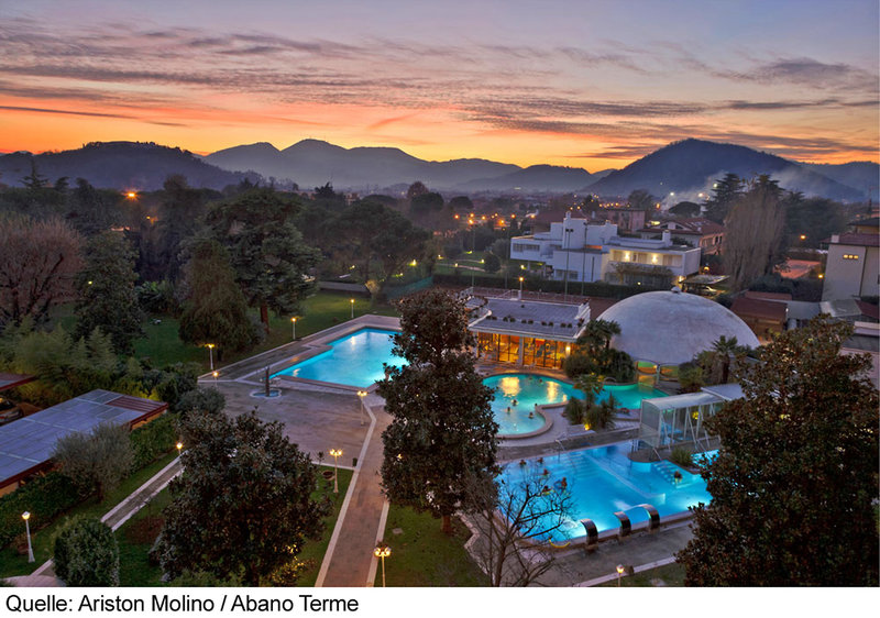 Ariston Molino Buja Pool