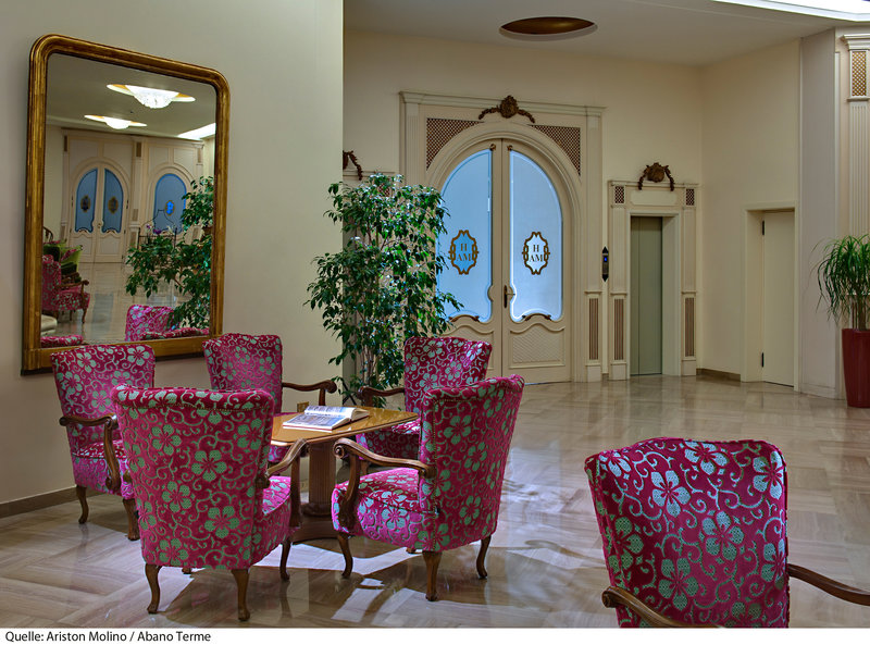 Ariston Molino Buja Lounge/Empfang
