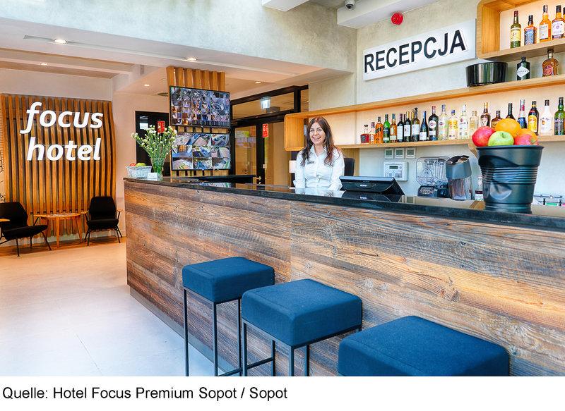 Focus Hotel Premium Sopot Bar