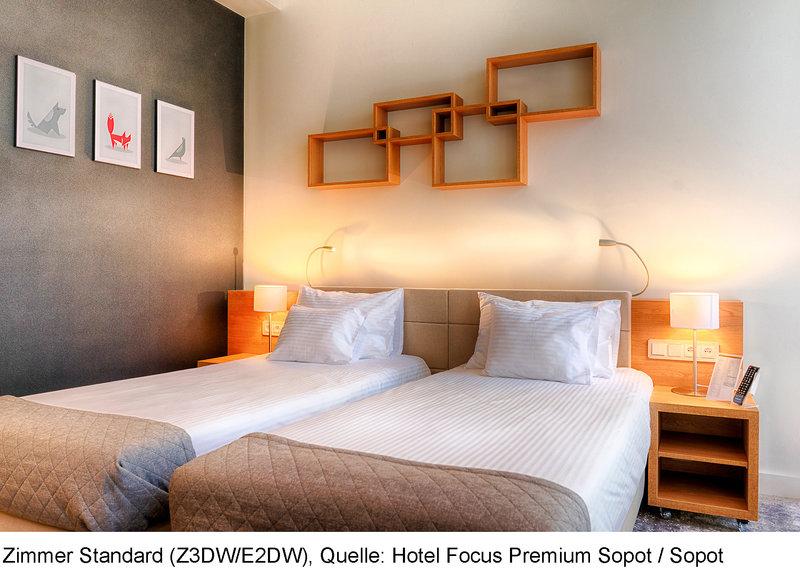 Focus Hotel Premium Sopot Wohnbeispiel