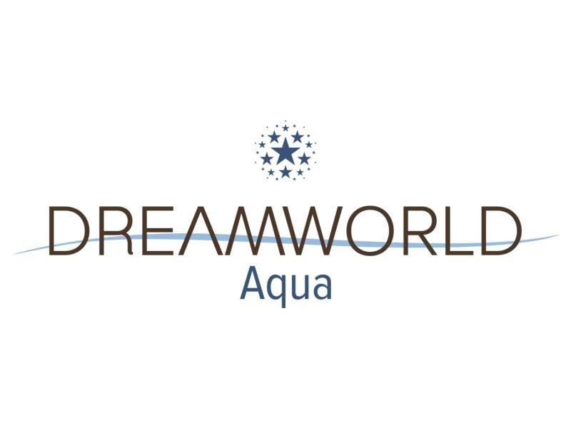 Dream World Aqua Logo