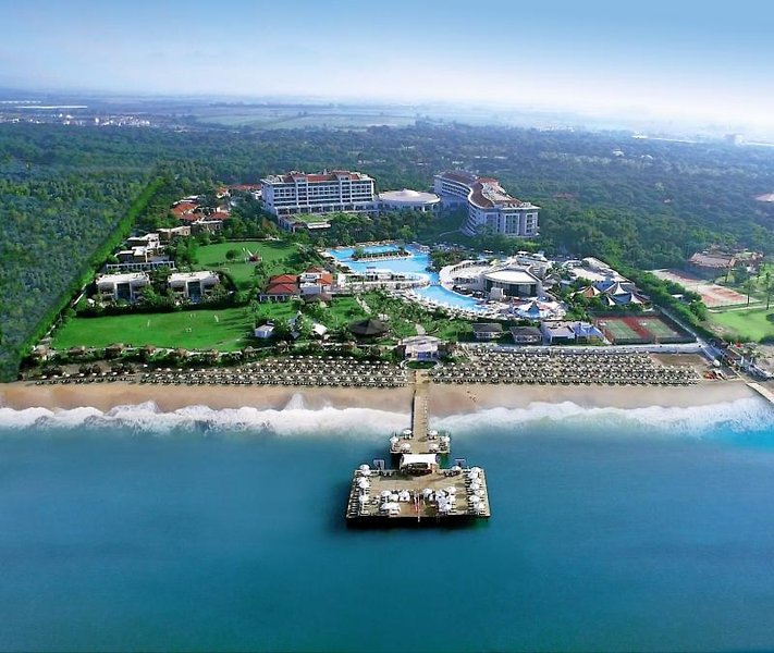 Ela Quality Resort Belek Landschaft