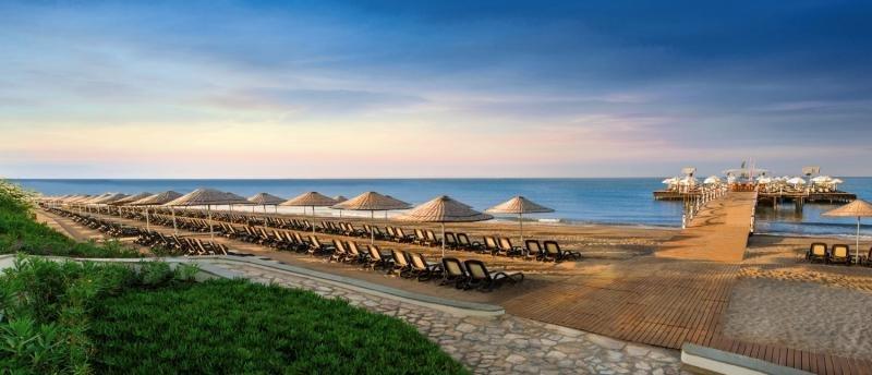 Ela Quality Resort Belek Strand