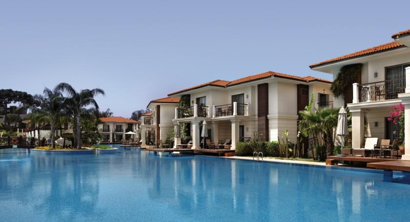 Ela Quality Resort Belek Pool