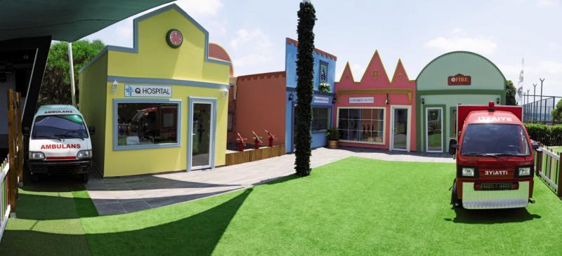 Ela Quality Resort Belek Außenaufnahme