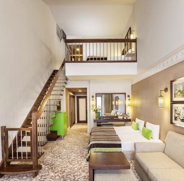 Ela Quality Resort Belek Lounge/Empfang