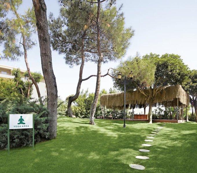 Ela Quality Resort Belek Garten