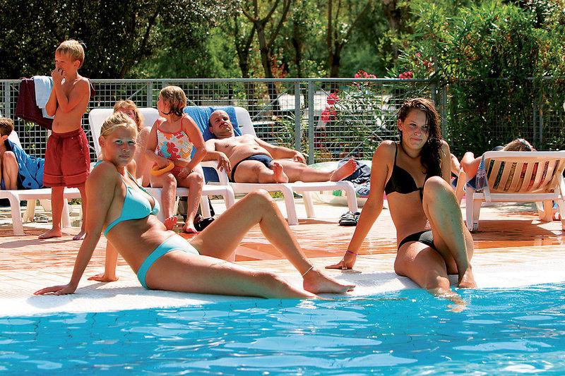Camping Villaggio Vigna Sul Mar Pool