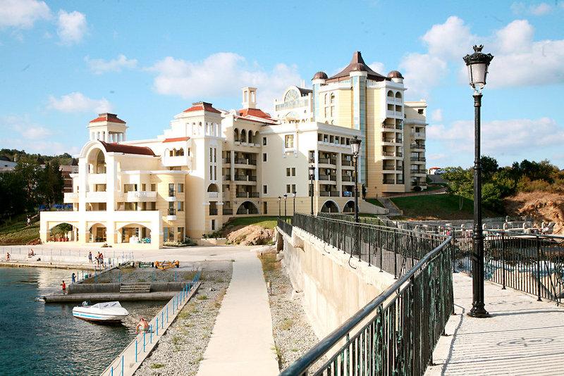 Duni Royal Marina Palace Terrasse