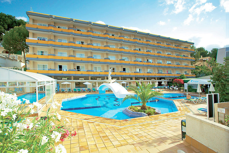Seramar Sunna Park Hotel & Appartements Pool