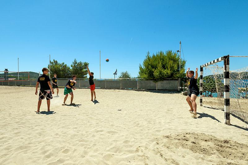 Medena Appartements Sport und Freizeit